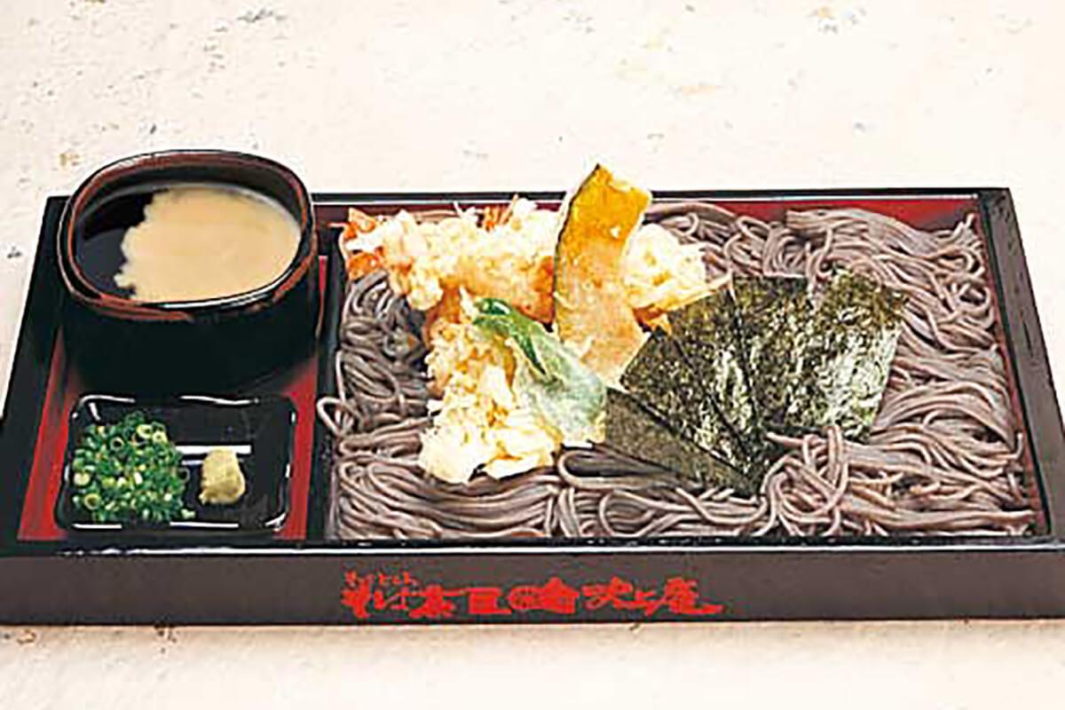 天ぷら板そば・うどん