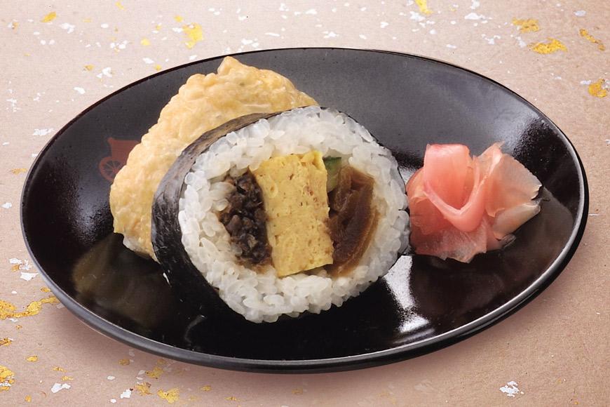 ミニ助六寿司